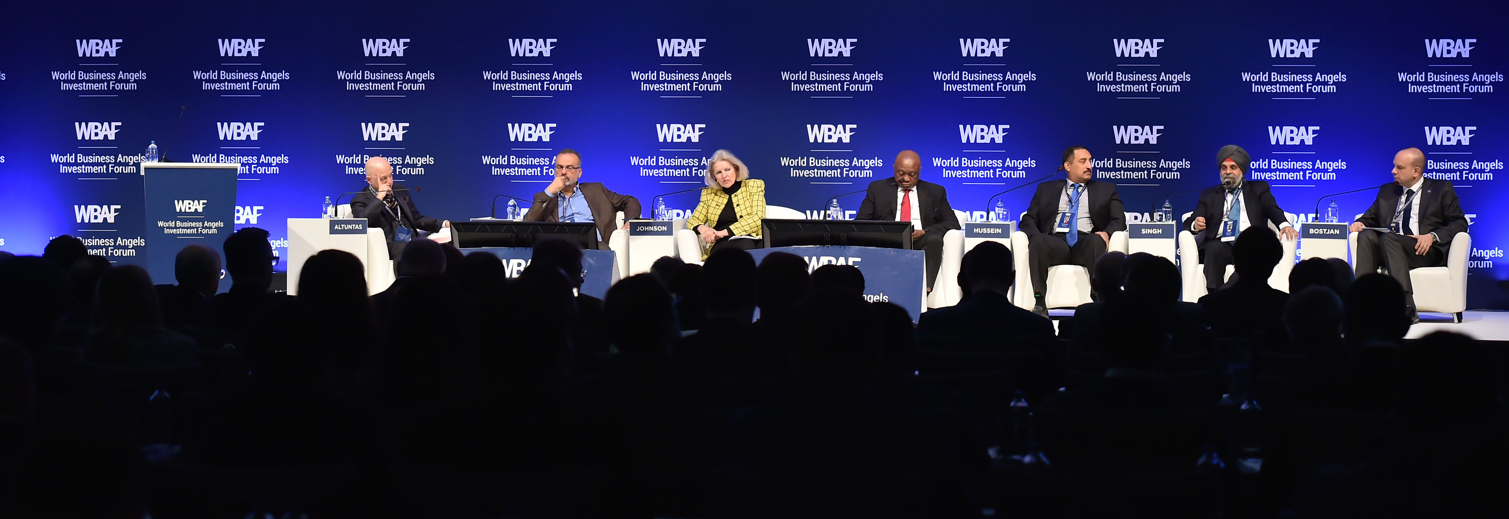 WORLD BUSINESS ANGELS INVESTMENT FORUM Agenda 2018 - WBAF2018